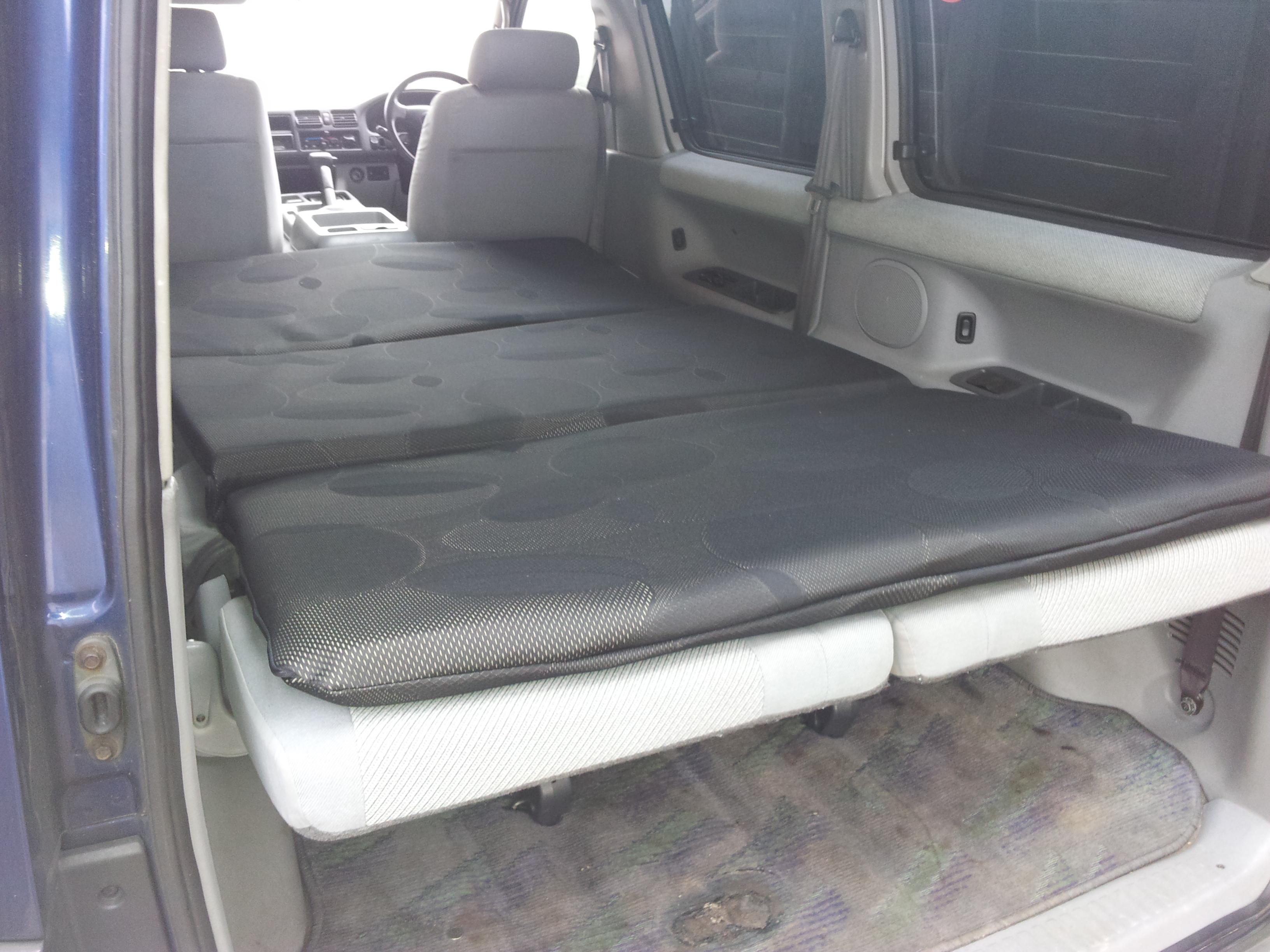 Memory Foam Mazda Bongo Ford Freda Cabin Mattress Topper